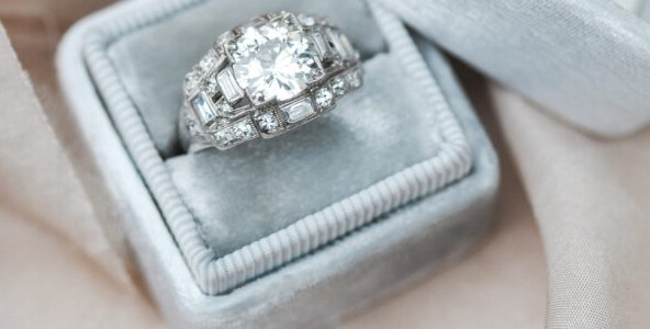 See How the Engagement Ring has evolved in the Last Century!