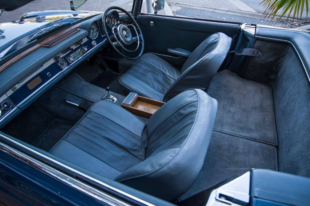 This January You can Buy John Lennon's 1965 Mercedes-Benz 230L!