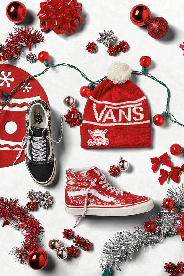 Vans' Holiday Collection 2016