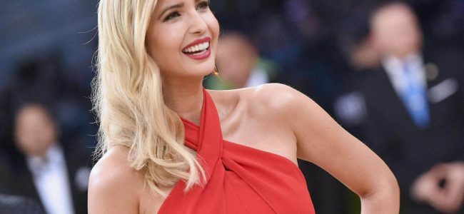 Here's How Much You Need to Pay for a Date with Ivanka Trump!