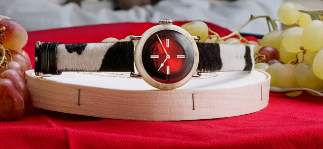 Can You Believe that H. Moser & Cie's $1 Million Swiss watch is Made of Cheese?