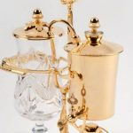 Is this Gold-Plated Royal Coffee Maker Worth $18,500?