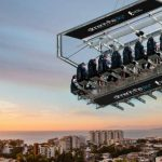You Can Now Enjoy the Dinner in the Sky Experience in Mexico!