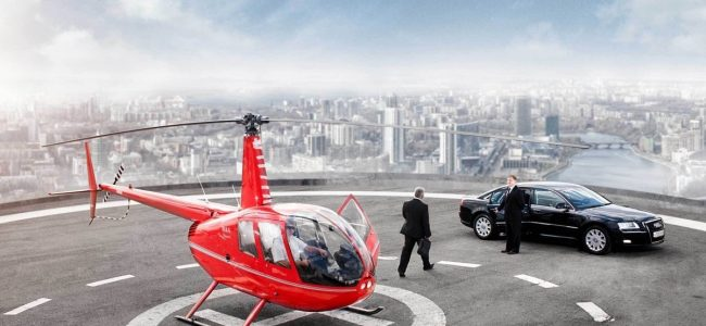 Hover in Style with these World's Most Expensive Helicopters