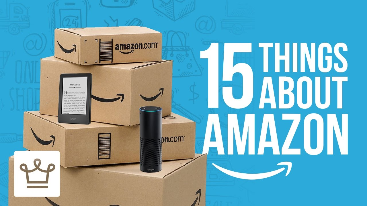 15 Things You Didn't Know About Amazon