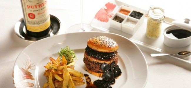 Most Expensive Burger In The World: FleurBurger 5000
