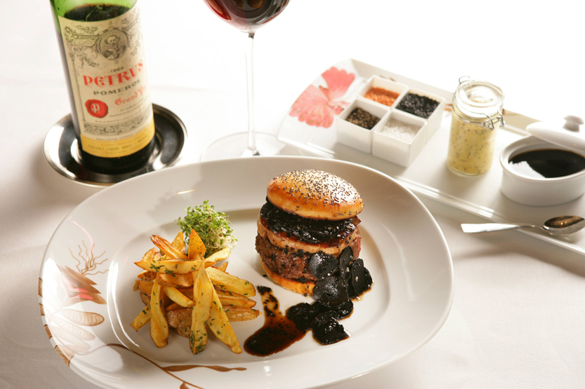 Most expensive burger in the world