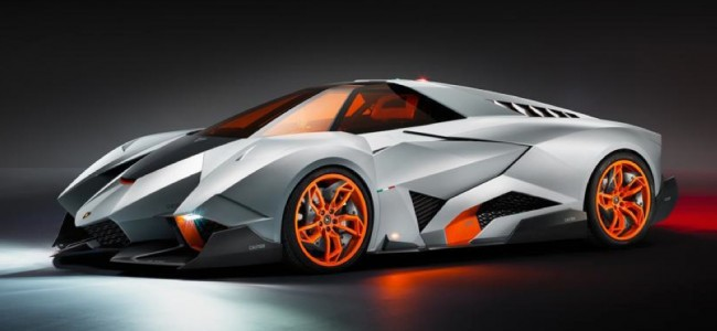 Lamborghini Egoista Concept | Selfish but Rich