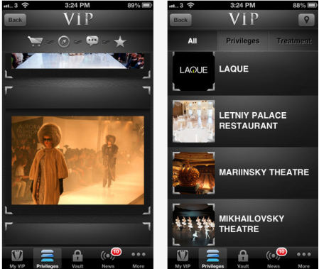 VIP Black - Worlds Most Expensive App Apple Store iTunes