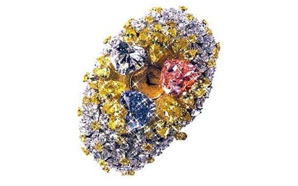 Worlds Most Expensive Watches | #1 CHOPARD 201-CARAT WATCH $ 25.000.000