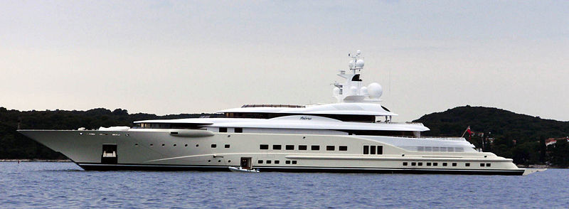 5 Expensive Yachts You Can't Afford Yacht_Pelorus_in_Croatia_-_02