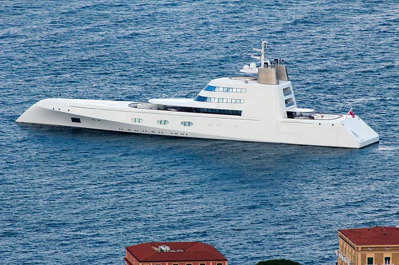 5 Expensive Yachts You Can't Afford A_(ship)_at_Sorrent_2012_3