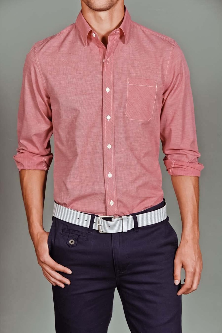 Goodale Tailored Button Down Shirt