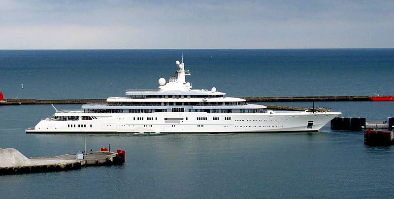 5 Expensive Yachts You Can't Afford MYEclipse-Frederikshavn-Denmark