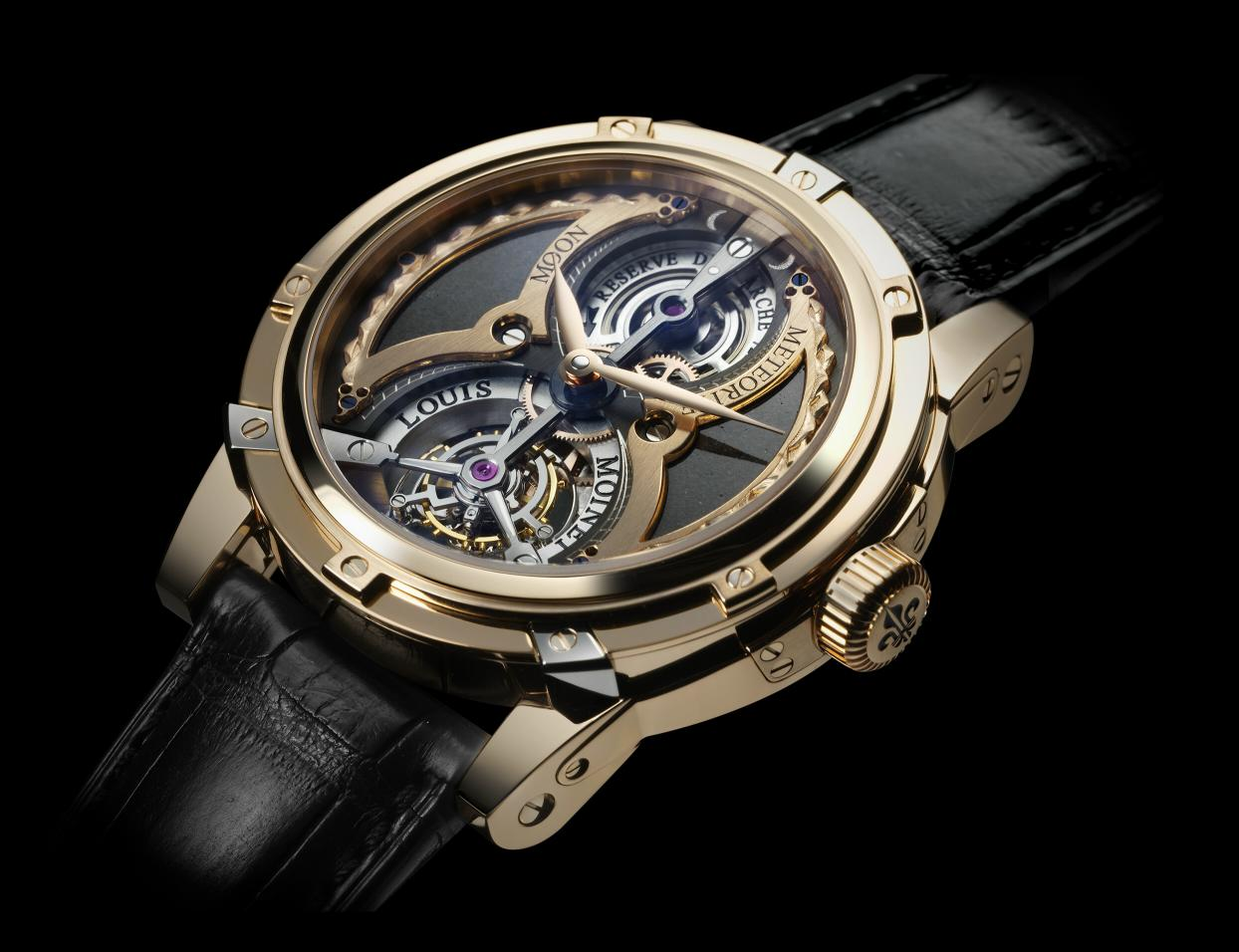 Worlds Most Expensive Watches | #3 LOUIS MOINET METEORIS WATCH $ 4.600.000