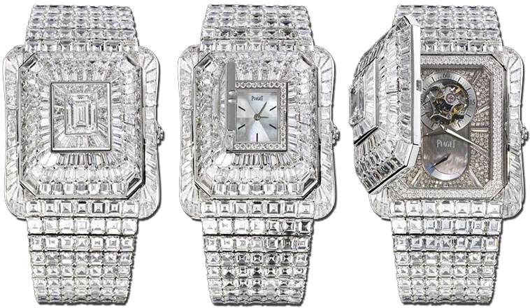 Worlds Most Expensive Watches | #4 THE PIAGET EMPERADOR TEMPLE $ 3.300.000