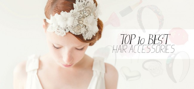 Top 10 Best Hair Accessories 2014 | Trends
