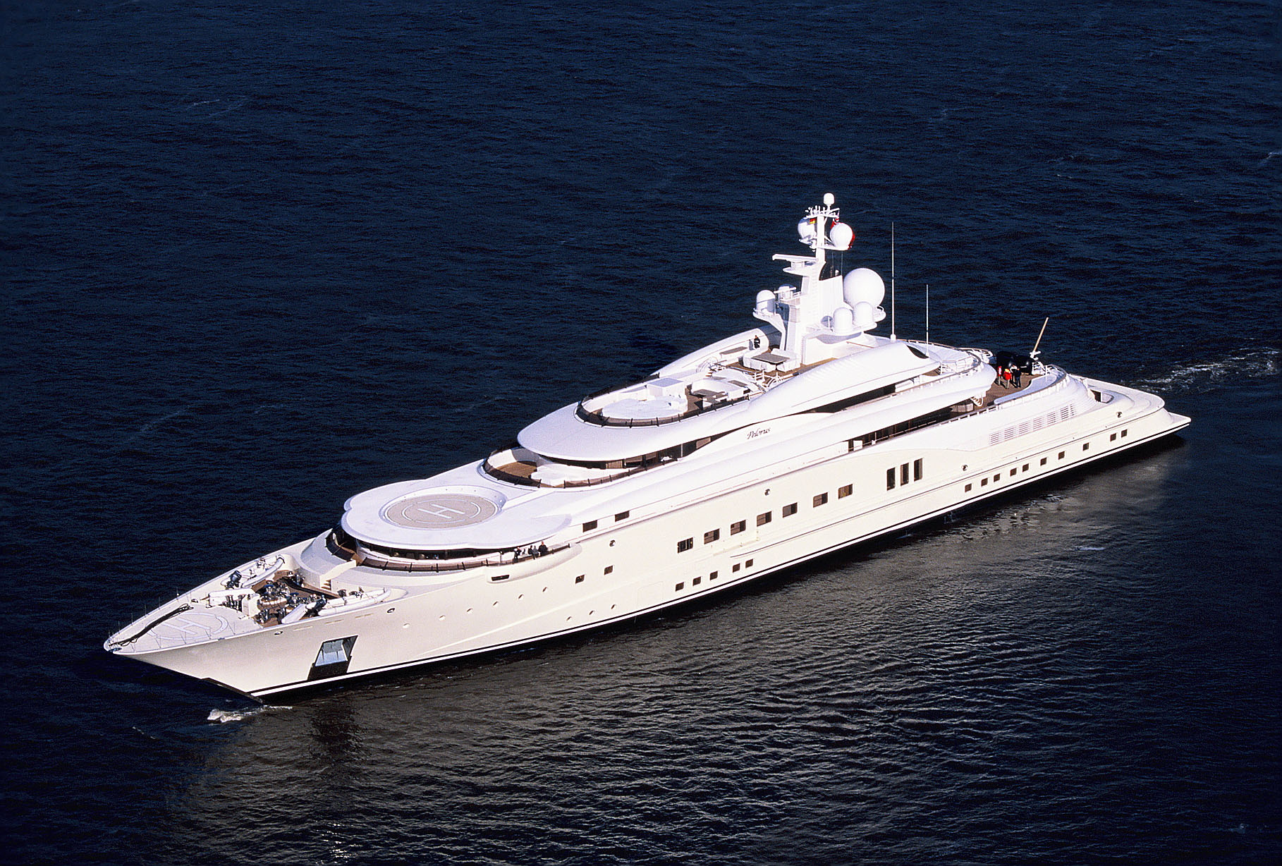 5 Expensive Yachts You Can't Afford