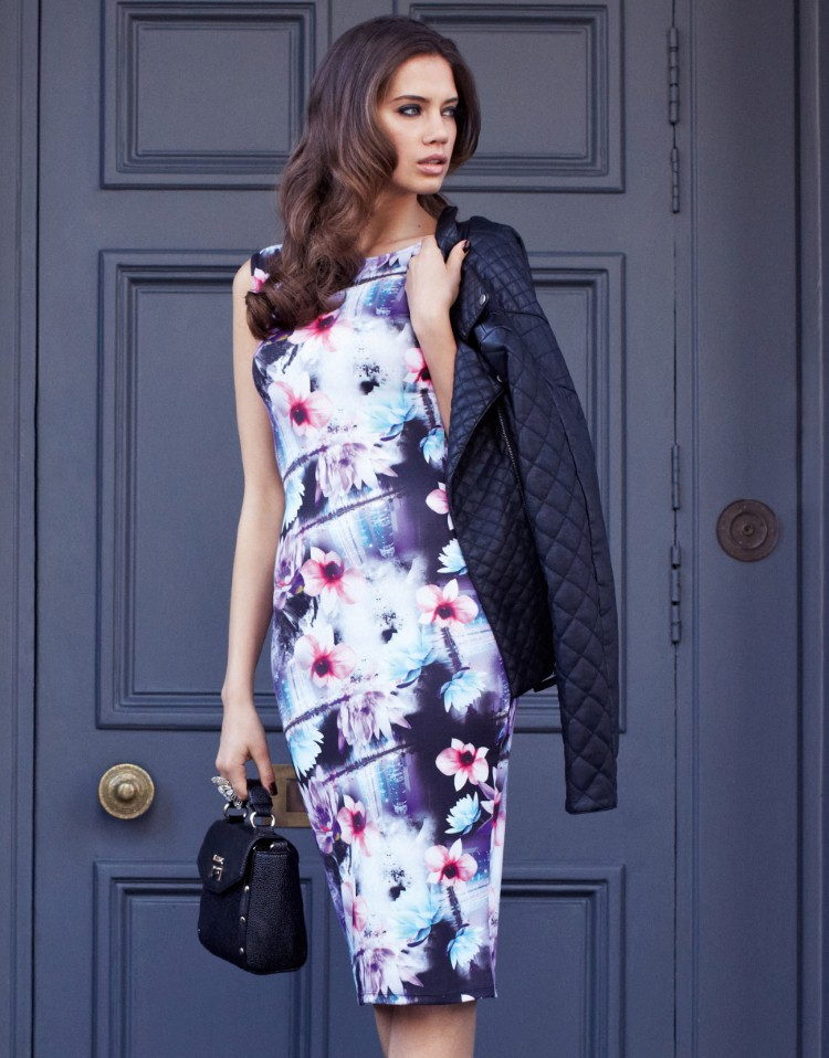 Summer Dresses Fashion Trends 2013 floral