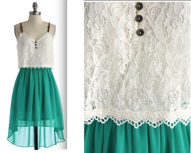Summer Dresses Fashion Trends 2013 green