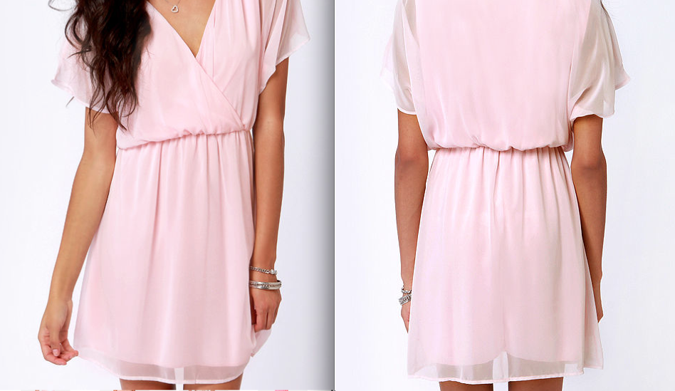 Summer Dresses Fashion Trends 2013 pink