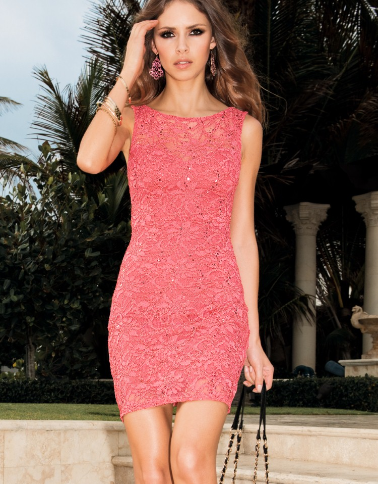 Summer Dresses Fashion Trends 2013  pinklace