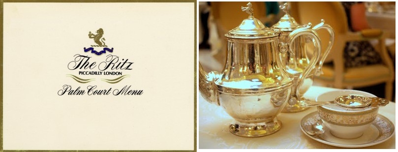 Best Places To Drink Tea In The World | The Ritz, London, England