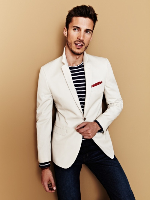 Men's Summer Suits 2013: Blazers & Jackets | Clean