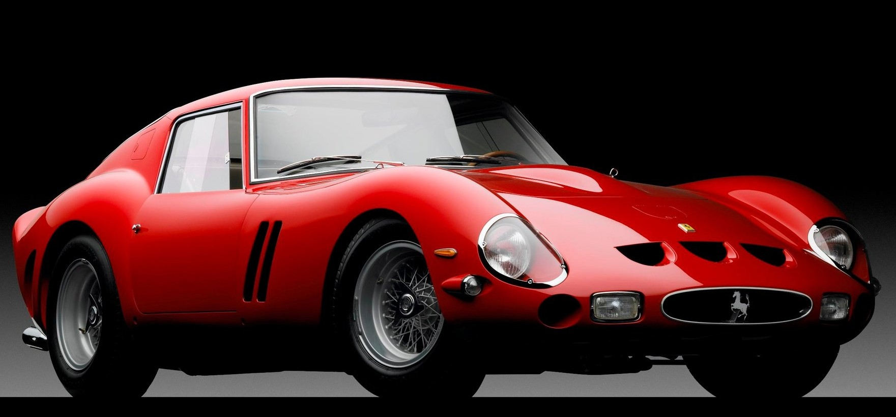 World's Most Expensive Car 1962 Ferrari 250 GTO Sold For $35 Million