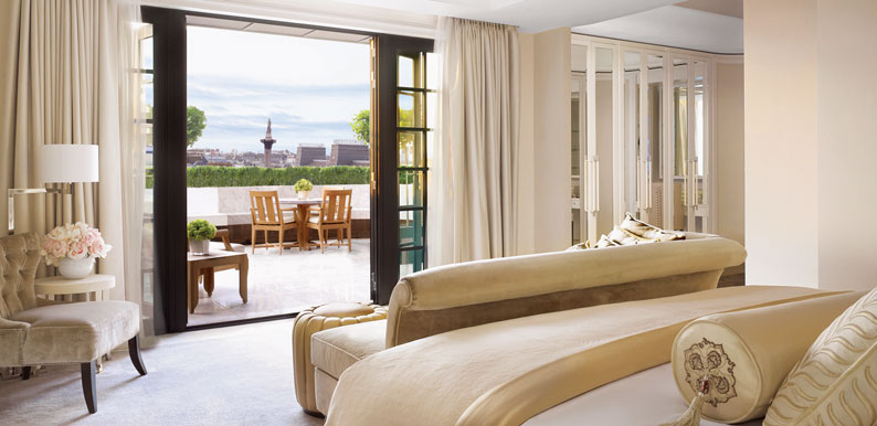 Hotels With The Best Views In The World - Alux.com