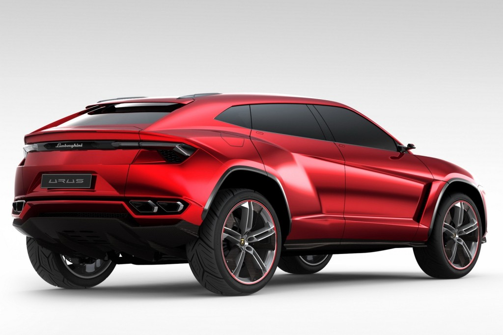World's Second Most Expensive SUV: Lamborghini Urus