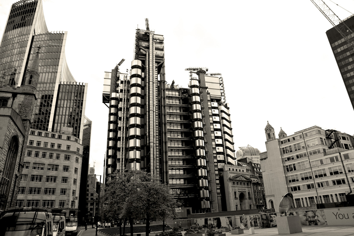 Lloyd's of London Headquarters
