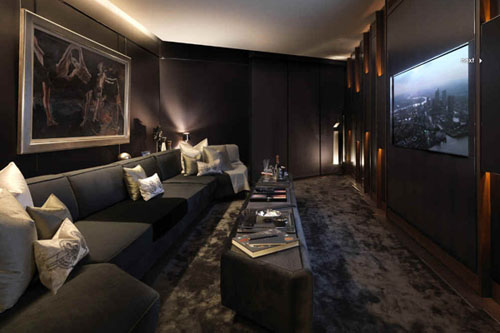Top 5 World's Most Expensive Homes One-Hyde-Park-Penthouse