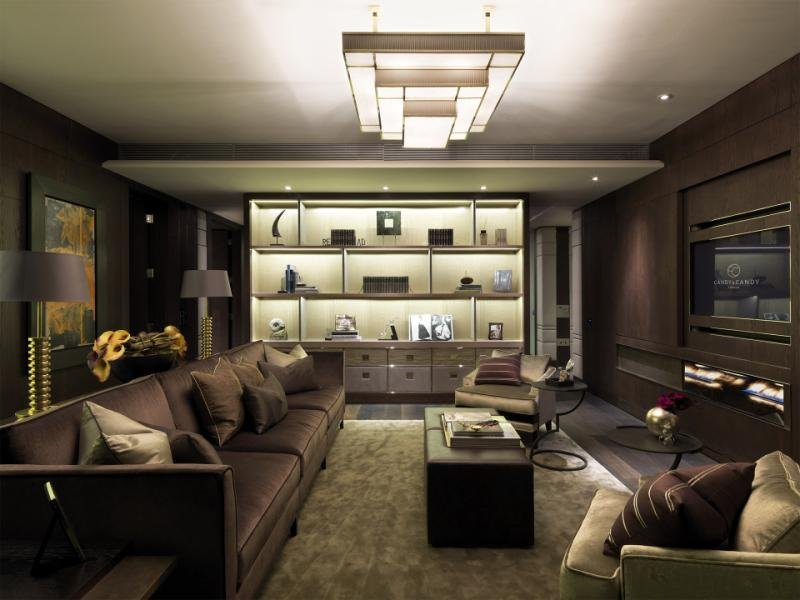 The Most Expensive Apartment in London 2013