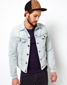 Denim Trends For Men 2013 denim jacket