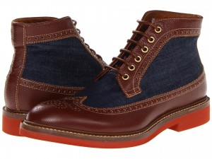 Denim Trends For Men 2013 denim shoes