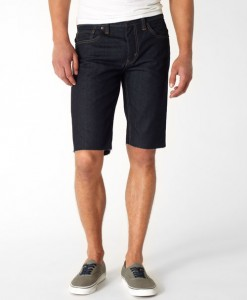 Denim Trends For Men 2013 denim shorts