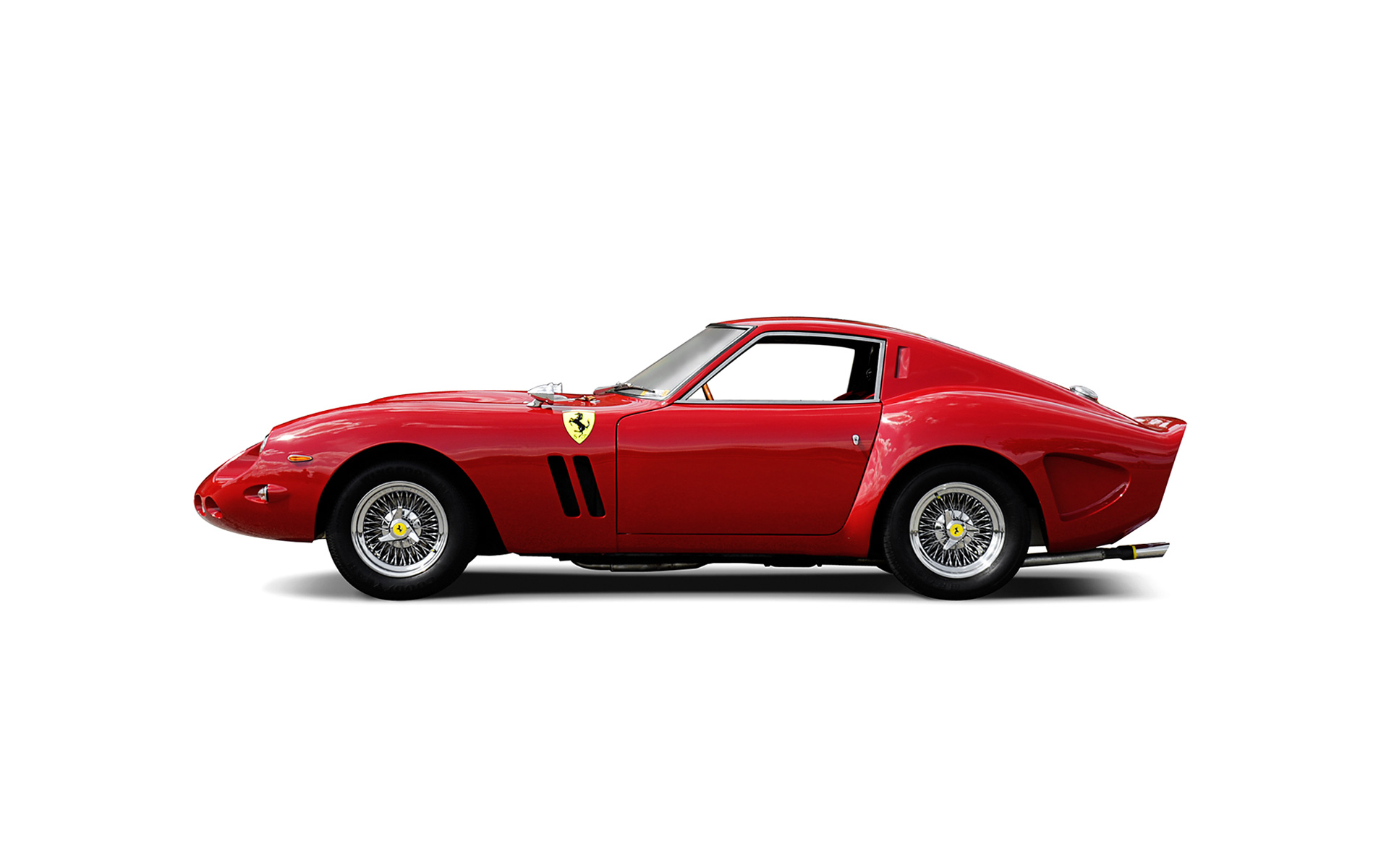 Worlds Most Expensive Car 1962 Ferrari 250 GTO Sold For 35