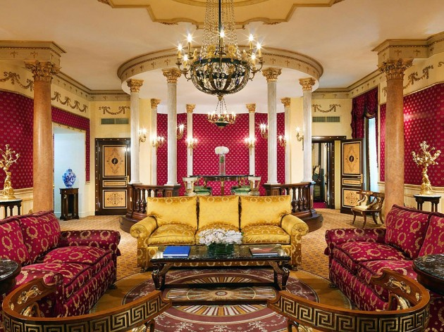 World's Most Expensive Hotel Rooms