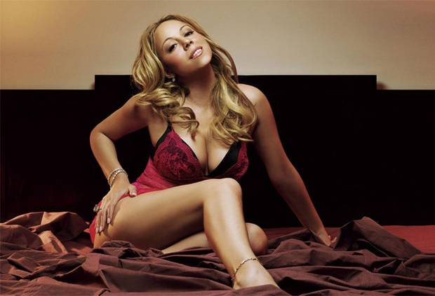 Mariah Carey's Legs Worth $1 Billion Dollars