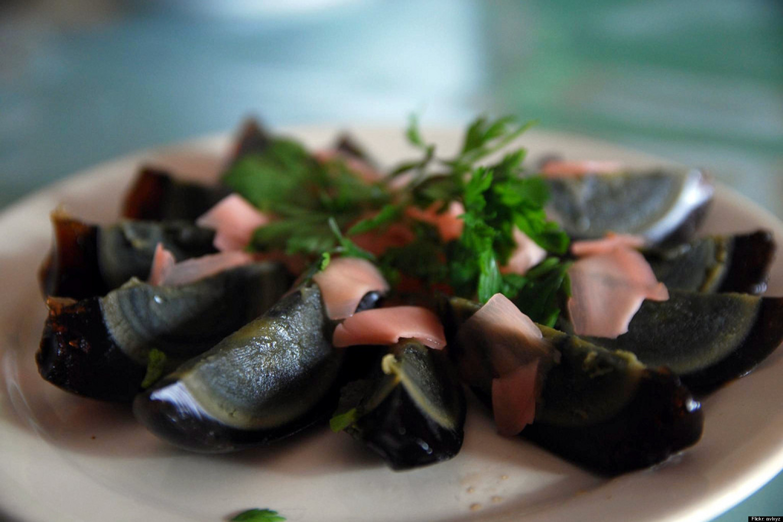 Food You Need To Try Before You Die: Century Eggs