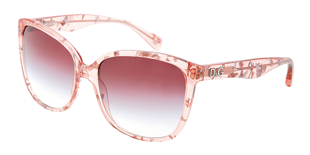 Women sunglasses for summer 2013 pink glitter violet lenses