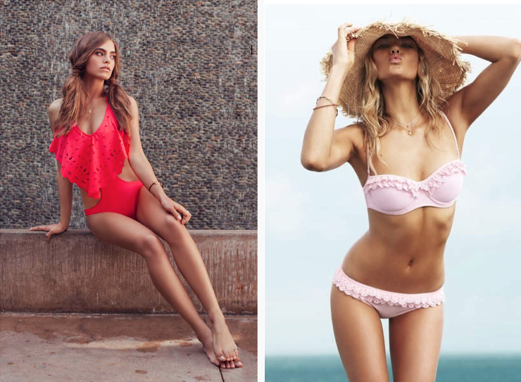 swimsuits for summer 2013 ruffle