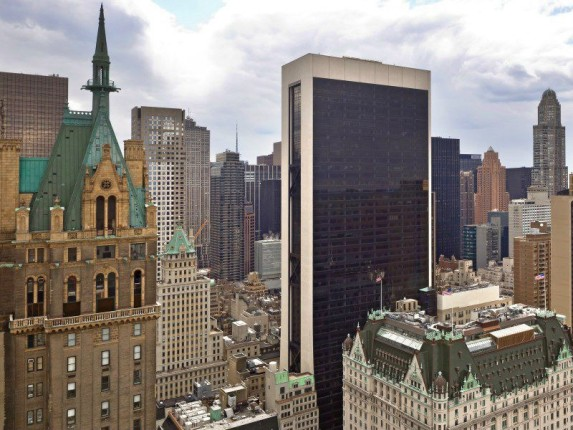 The Most Expensive Apartment in New York 2013:  Pierre Hotel Penthouse