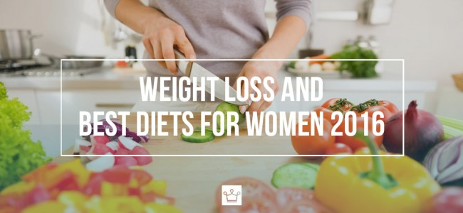 weight loss and best diets for women 2016 cover