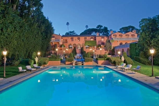 Top 5 World's Most Expensive Homes-The-Hearst-Mansion-Beverly-Hills