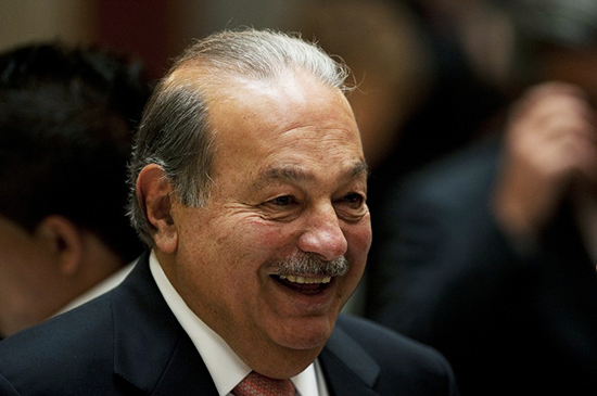 World's Richest Man 2013: Carlos Slim