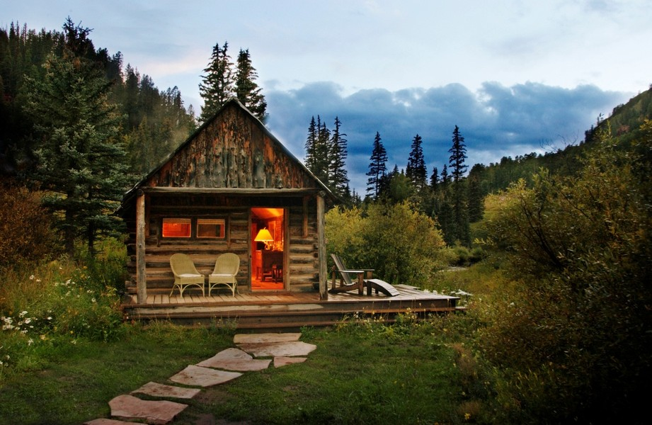 5 Luxury All Inclusive Winter Destinations: Dunton Hot Springs, Dolores, CO