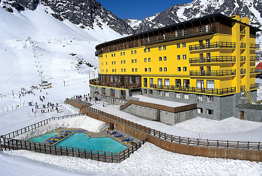 5 Luxury All Inclusive Winter Destinations: Portillo, Chile
