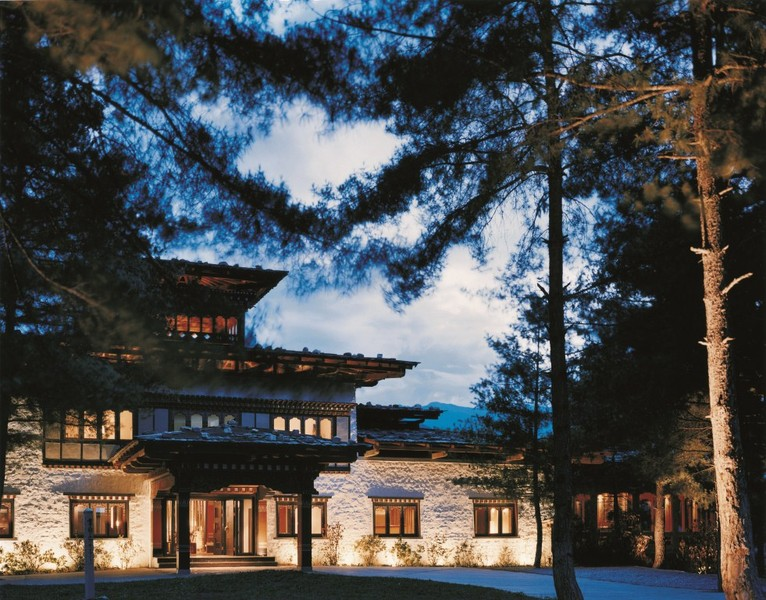 5 Luxury All Inclusive Winter Destinations: Bhutan: Land of the Thunder Dragon
